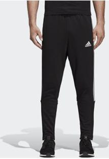 Calça Adidas Must Haves 3 Stripes Tiro Masculina - Masculino-Preto