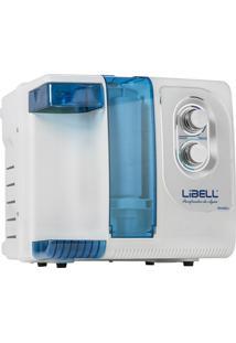 Purificador Acquafit Hermetico 220V-Libell - Branco / Azul