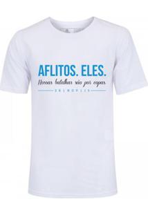 Camiseta Zé Carretilha Grêmio Aflitos Eles Masculina - Masculino