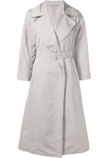 Max Mara Failleb Trench Coat - Neutro