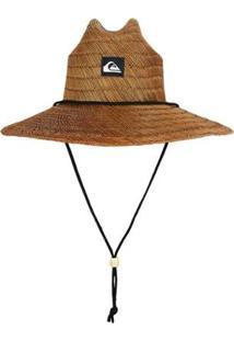 Chapéu De Palha Quiksilver Pierside Masculino - Masculino