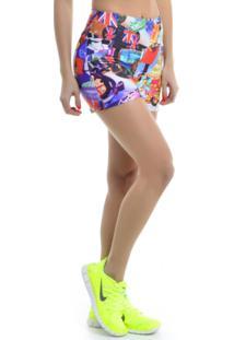 Shorts 62 Londres Vestem - Feminino