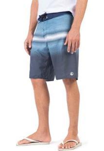 Short Taco Boardshort Masculino - Masculino-Azul