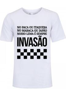 Camiseta Zé Carretilha Corinthians Invasão Masculina - Masculino