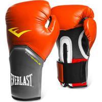 Luva De Boxe Muay Thai Everlast Pro Style - 14 Oz - Masculino 0ce0fd709fe3b