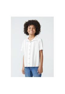 Camisa Infantil Menino Em Tecido De Viscose