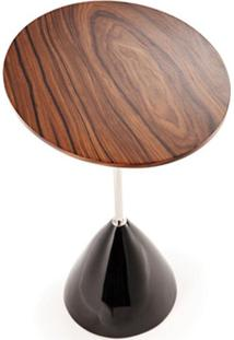 Mesa Elipse Lateral Oval Design By Roberto Amadio