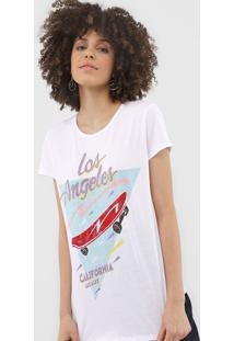 Camiseta Lez A Lez Los Angeles Branca - Kanui
