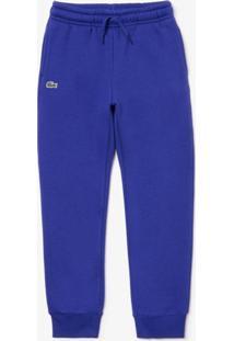 Calça Lacoste Sport Azul