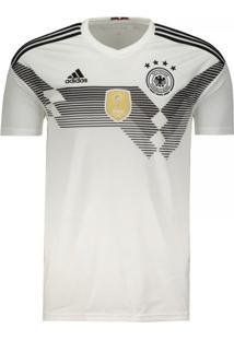 Camiseta Masculina Adidas Alemanha 1 2018 da93474794475