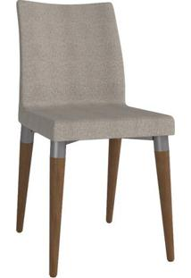 Cadeira De Jantar Camille- Natural & Alpha 80- 92X45Provincia
