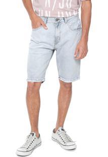 Bermuda Jeans John John Reta Shannon Azul