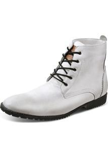 Bota Sandro Moscoloni Dress Boot Branca