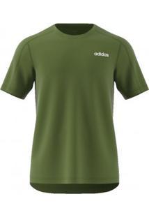 Camiseta Adidas D2M Tee Masculina