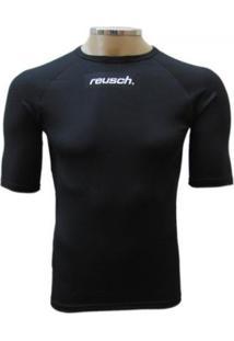 Camisa Térmica Reusch Underjersey M/C Infantil - Masculino