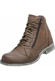 Bota Adventure Alcalay Nobuck Rato