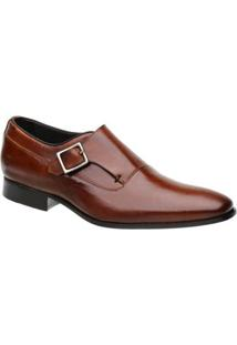 Sapato Social Couro Malbork Masculino - Masculino