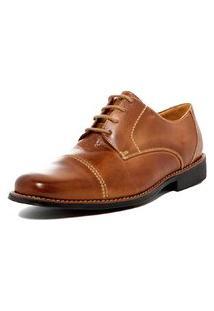 Sapato Social Derby Sandro Moscoloni Norridge Marrom
