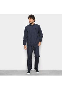 Agasalho Adidas Mts Wv Masculino - Masculino-Cinza