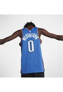 Regata Nike Oklahoma City Thunder Icon Editon Swingman Masculina