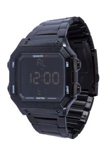 Relógio Digital Speedo 11022Gpevp - Unissex - Preto