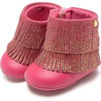 2fcb0e429f19e5 Bota Para Menina Rosa Sintetica infantil   Shoes4you