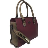 b9b865fda Bolsa Feminina Importada Casual Sys Fashion 8526 Vermelho