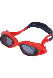 Óculos De Natação Speedo Tornado - Adulto - Laranja/Preto