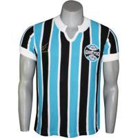 4970f6ca9 Camisa Masculina Dilva Oldoni Gremio Retro Renato Gaúcho
