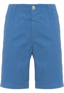 Bermuda Masculina Chino Moore - Azul