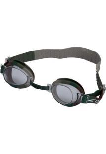 Óculos De Natação Speedo Dolphin - Infantil - Verde/Branco