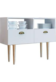 Buffet Paris 2 Pt Branco