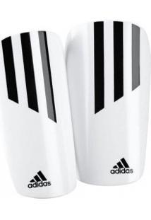 Caneleira Adidas 11Lesto Bco/Vrm/Pto S/T - Adidas