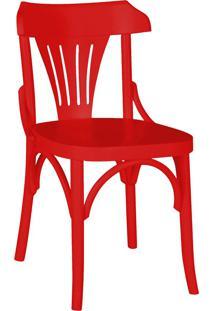 Cadeira Opzione 81 Cm 426 Vermelho - Maxima