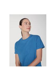 Camiseta Básica Feminina Hering
