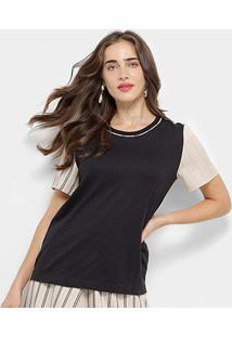 Camisetas Forum Feminino-344601602 - Feminino