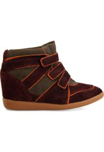 Sneaker City Com Velcro | Schutz