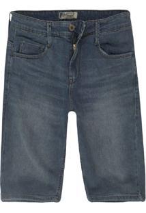 Bermuda Masculina Jeans Tradicional Stone Cl - Jeans - Masculino - Dafiti