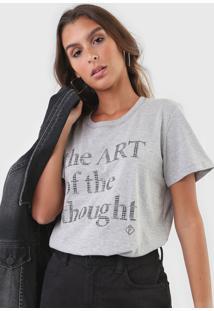 Camiseta Forum Art Cinza