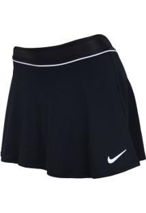 Short Saia Nike Dry Skirt Ns - Feminino - Preto