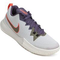 Tênis Nike Zoom Live Ii Masculino - Masculino-Branco+Roxo dc885a5dcb457