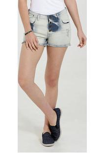 Short Juvenil Jeans Destroyed Marisa