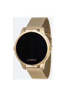 Relógio Unissex Lince Mdg4586L-Pxkx Led Digital 5Atm | Lince | Preto | U