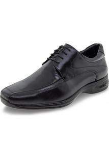 Sapato Masculino Social 3D Jota Pe - 71454 Preto 04 37