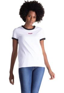 Camiseta Levis Perfect Ringer - S