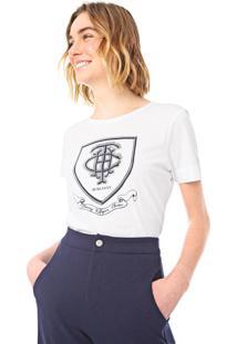 Camiseta Tommy Hilfiger Kelsey Branca