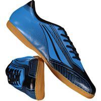 fce21ef15e Chuteira Penalty Storm Speed Vii Futsal Azul