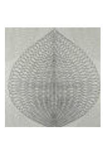 Papel De Parede Adesivo Decoração 53X10Cm Bege -W17279