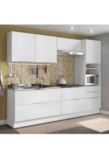 Cozinha Compacta Stella Smile 6 Pt 5 Gv Branco