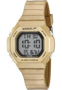 Relógio Digital Speedo Unissex - 80615L0Evnp5 Dourado